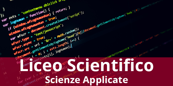 "Liceo Scientifico ""G. Marconi"" - Area Scienze Applicate"
